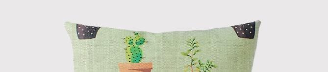 Cushion accessorising