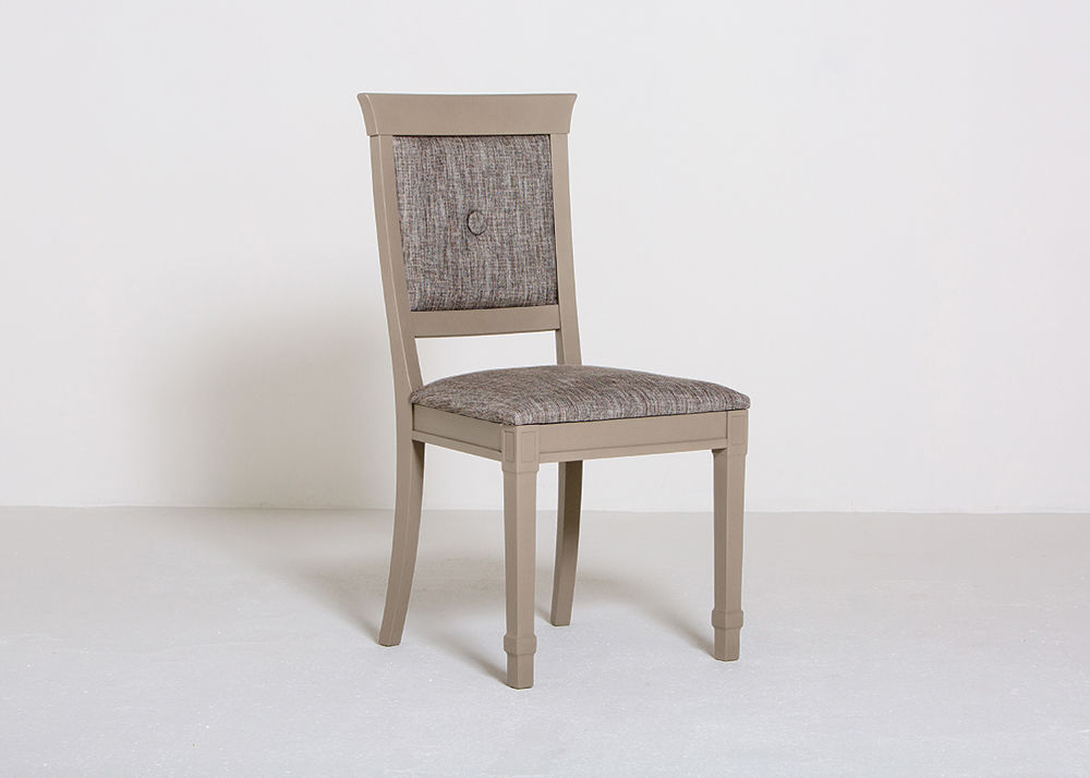 Elegant, dining chair, hare, angled