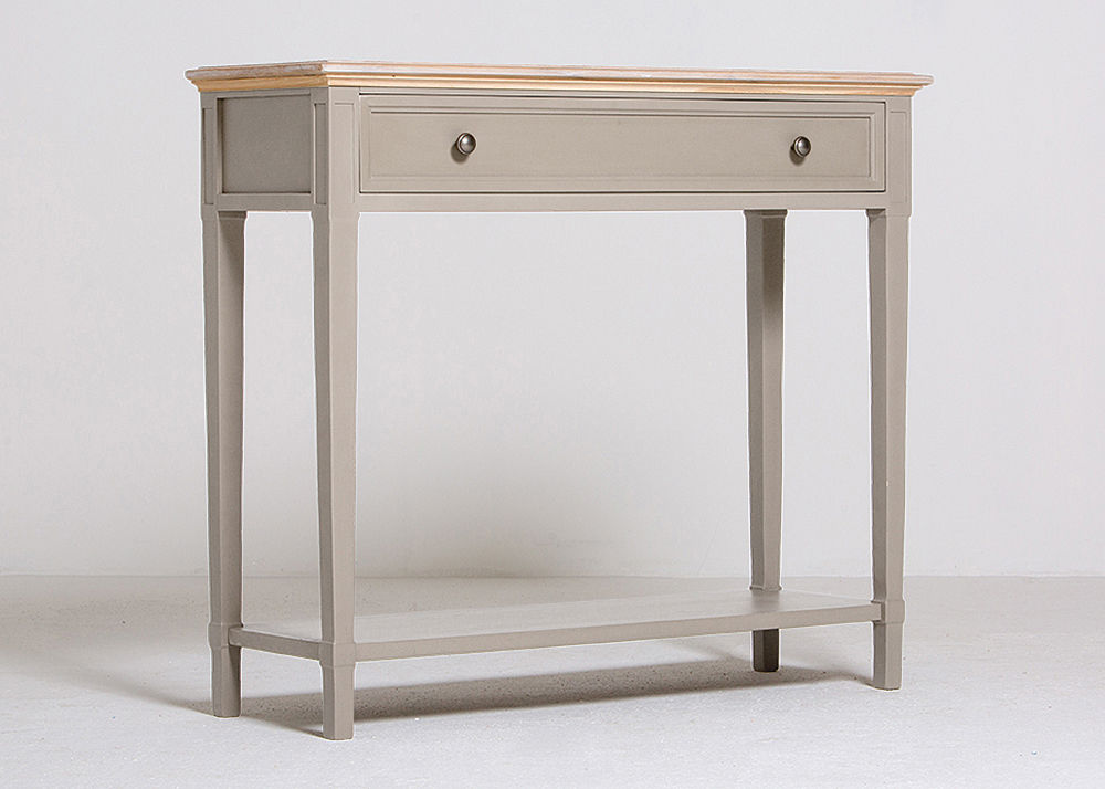 Elegant, side table, hall table, hare, angled