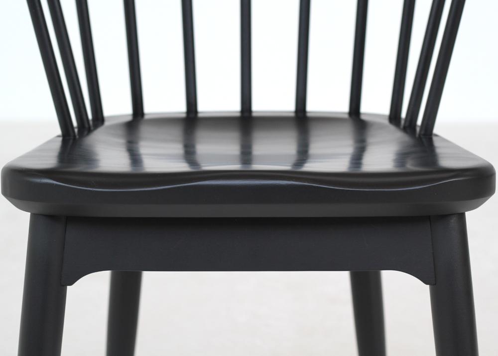 higgins raven chair design detail