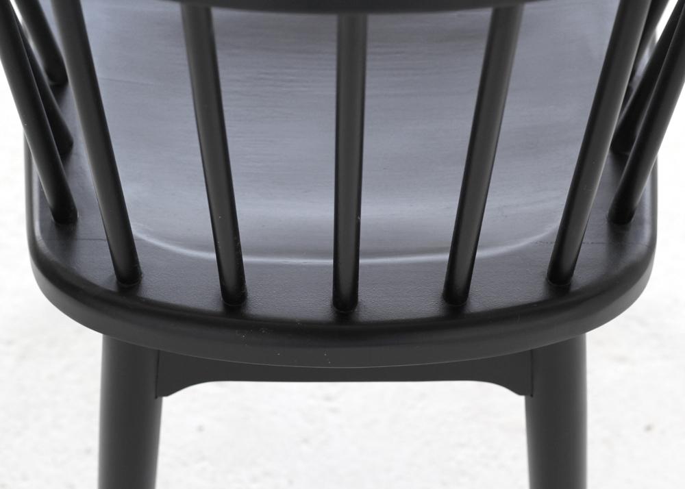 higgins raven chair spindle detail