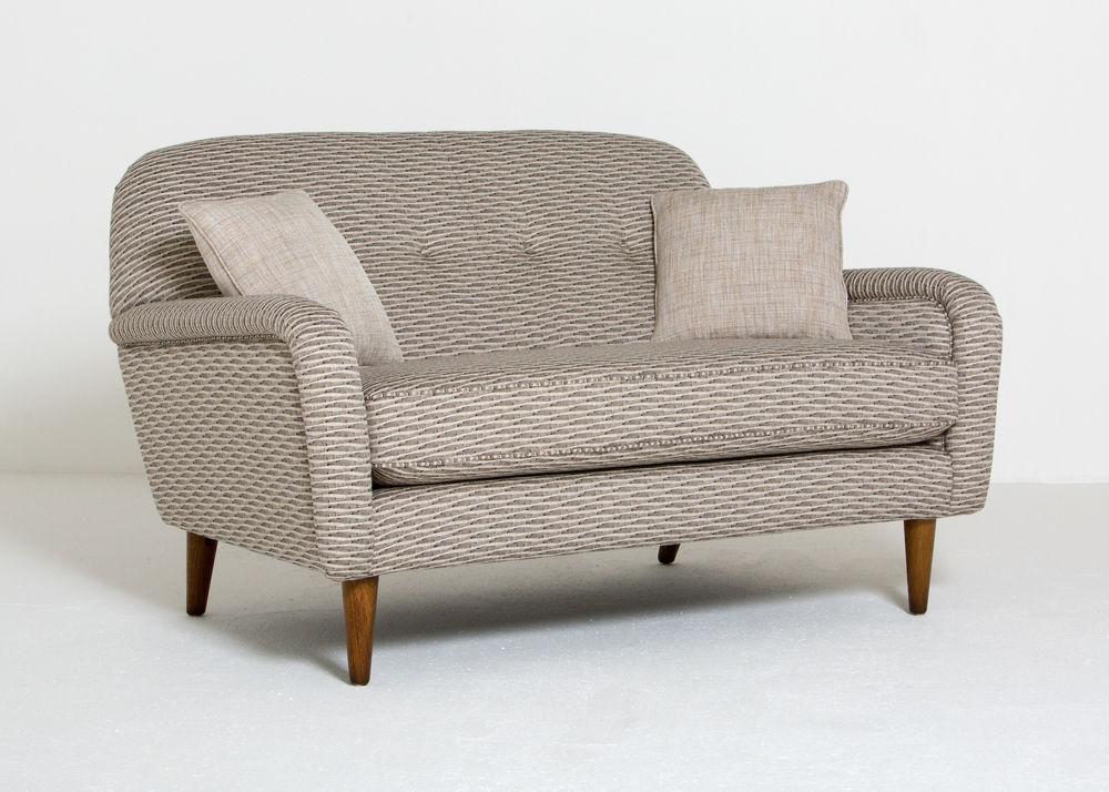 Kirkby Compact Sofa Angle, compact sofas, 2 Seater Sofas/Medium