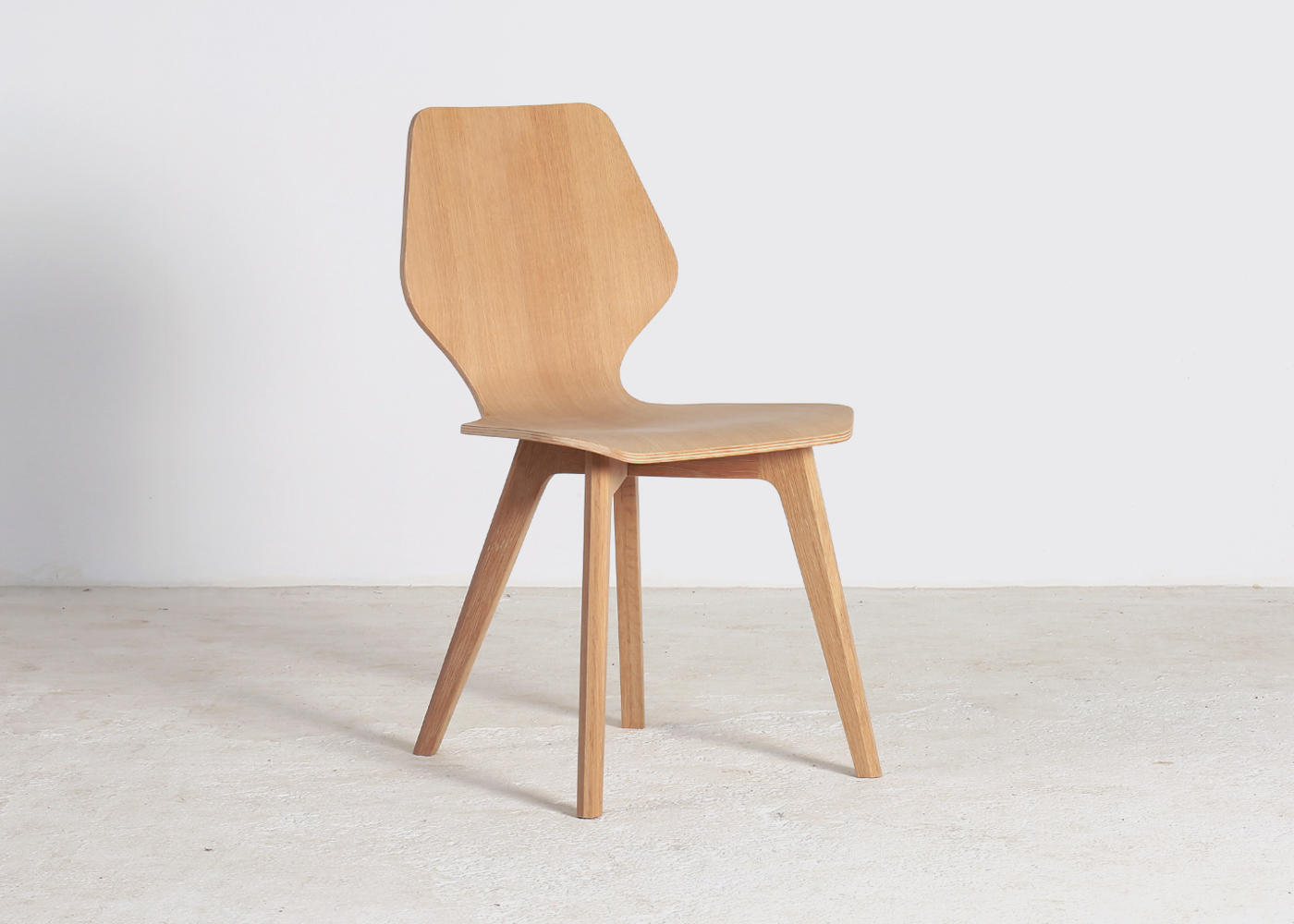 Langli chair, free dining chair