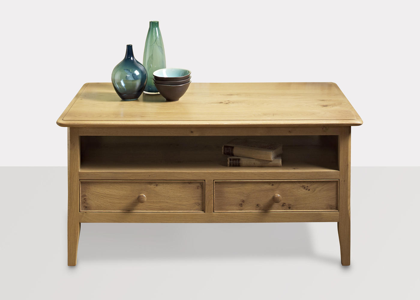 Ludlow Two Drawer Coffee Table
