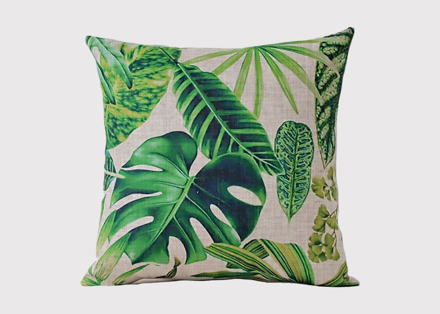 Vivid Botanic Garden Cushion