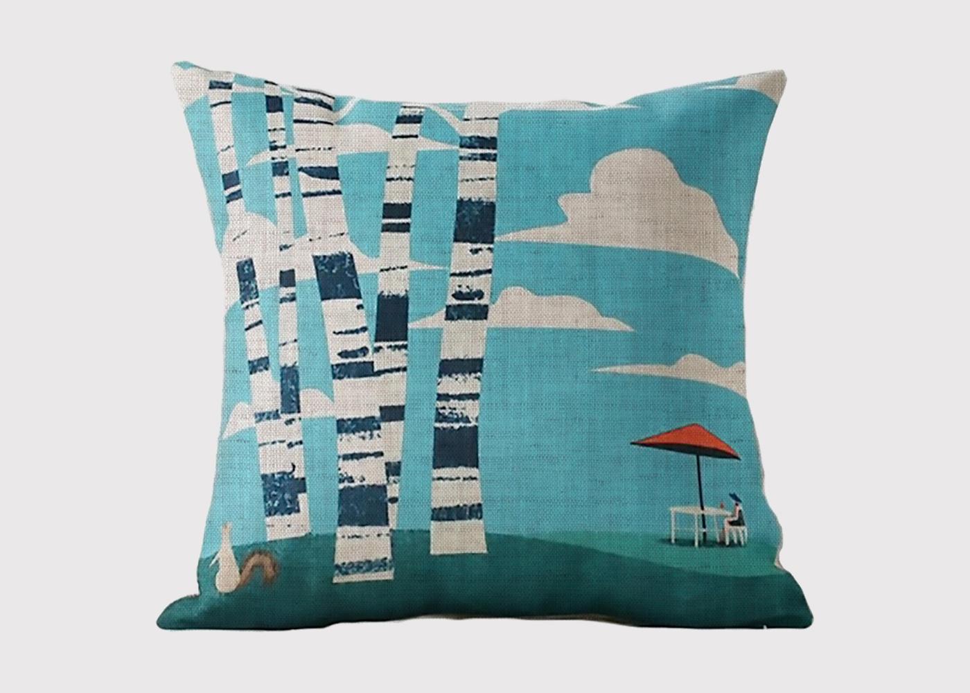 Nordic Summer Cushion