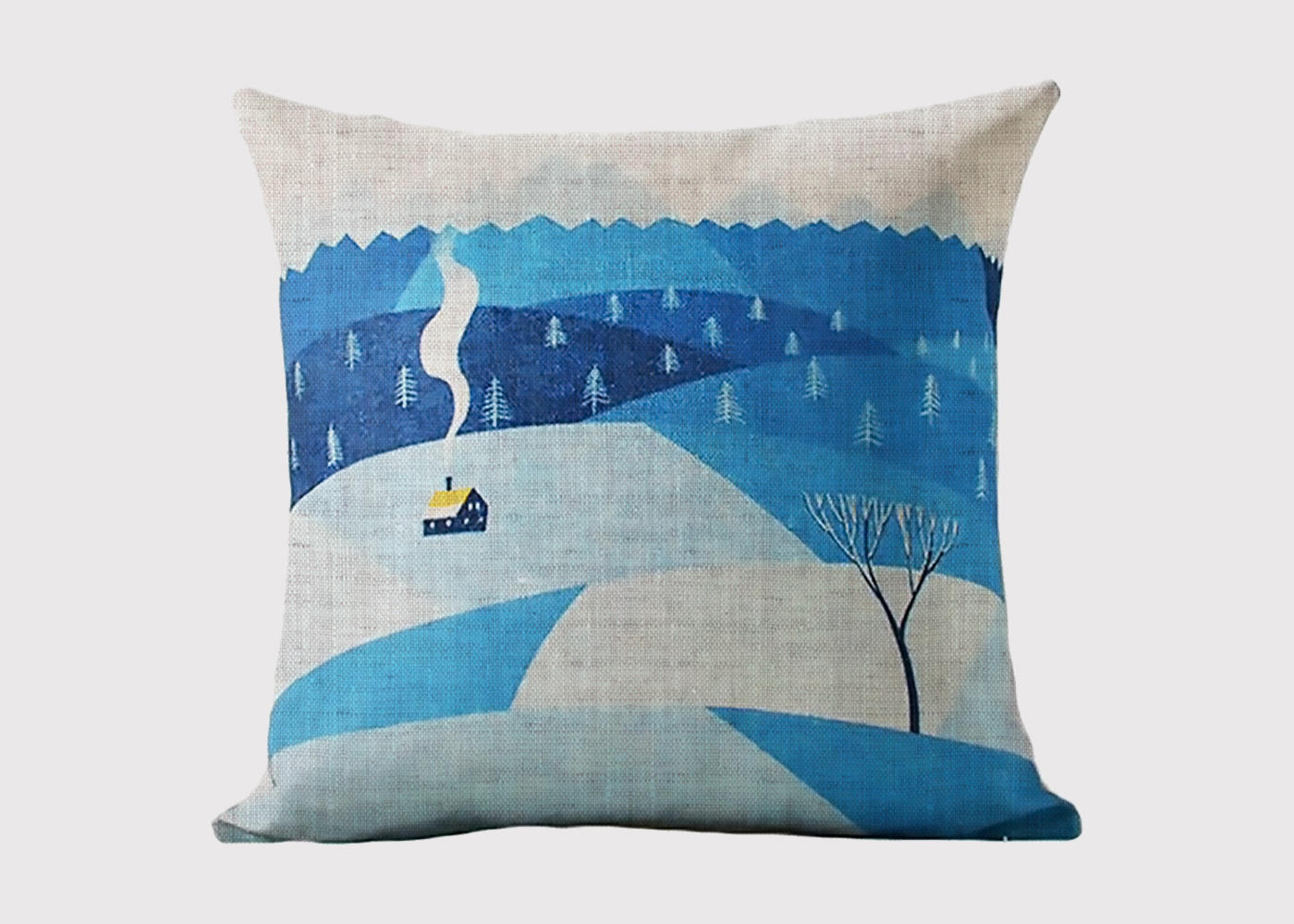 Nordic Winter Cushion
