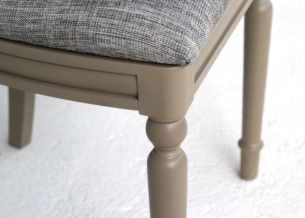 statesman dining chair design detail